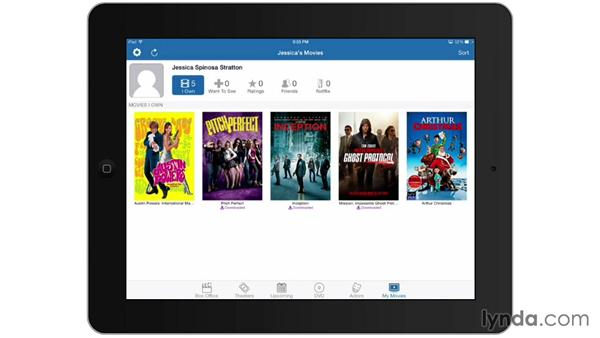 Copying movies onto a device: Monday Productivity Pointers