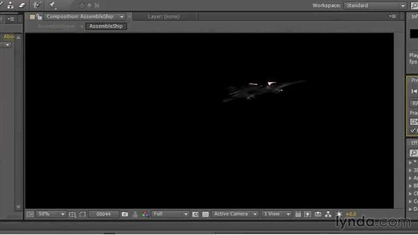 Welcome: VFX Techniques: Space Scene 02: Compositing in After Effects