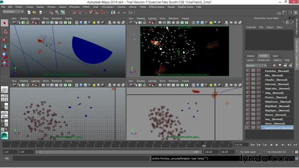 Getting up to speed: VFX Techniques: Space Scene 02: Compositing in After Effects