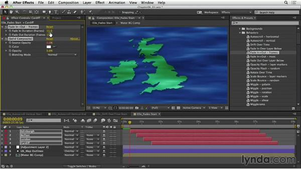 Behaviors and presets that use expressions: After Effects Expressions: Getting Started
