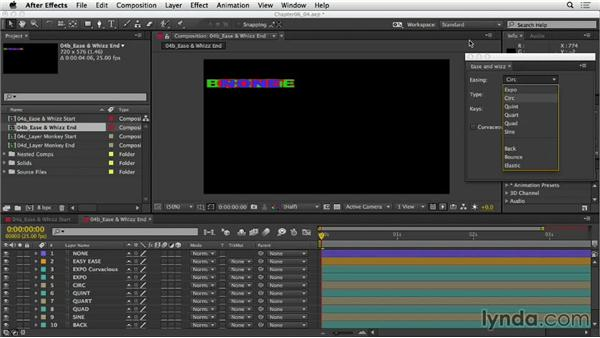 Scripts for editing and adding expressions: After Effects Expressions: Getting Started