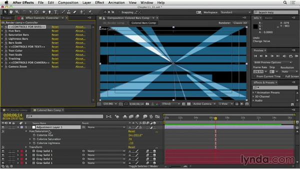 Working with templates: After Effects Expressions: Getting Started