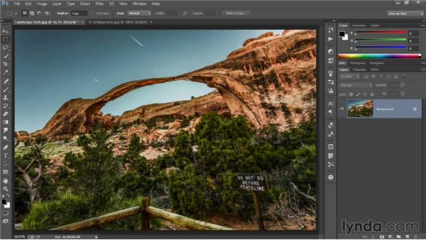 Resizing an image for print: Introducing Photoshop: Photography