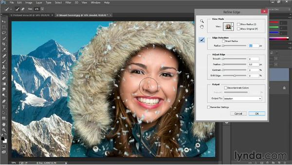 Working with layers: Introducing Photoshop: Photography