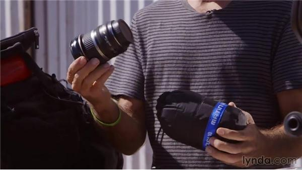 Going with an ultra-light gear configuration: The Practicing Photographer