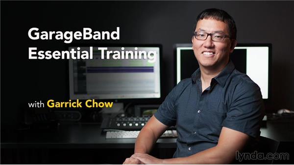 Goodbye: GarageBand Essential Training