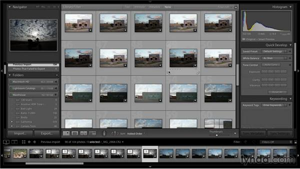 The Lightroom workflow after tagging: Travel Photography: Geologging and Journaling on the Road