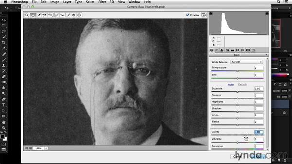Maximizing dynamic range: Colorizing Black-and-White Photographs with Photoshop