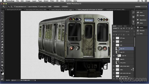 Damen Station: Adding multiple train cars: Pixel Playground