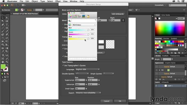 How to change your artboard color in Illustrator: Creative Quick Tips