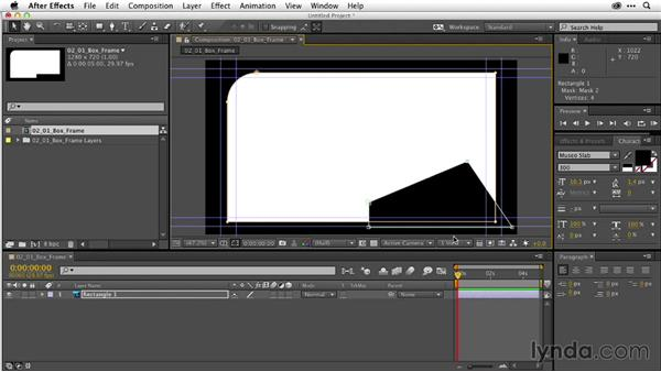 Optimizing layers for animation in After Effects: After Effects Guru: Working with Vectors