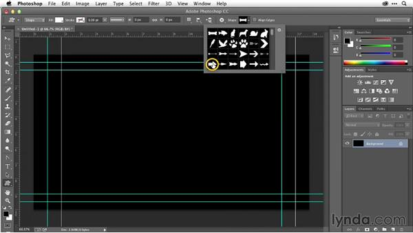 Speed tip: Animating custom shapes from Photoshop: After Effects Guru: Working with Vectors