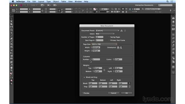 Setting up a presentation file with layers: Creating a PDF Presentation