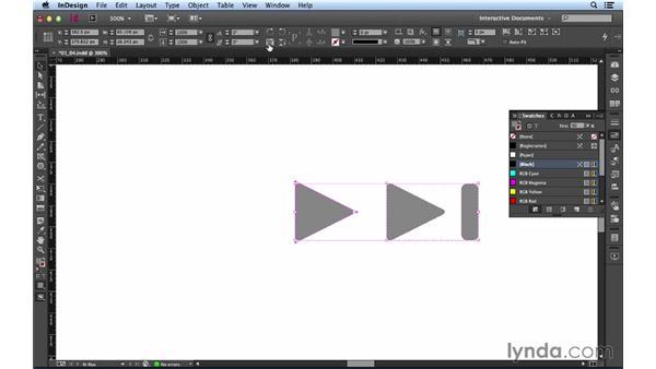 Creating a navigation system: Creating a PDF Presentation