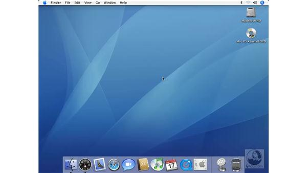 Upgrading from Previous Versions: Mac OS X 10.4 Tiger Essential Training