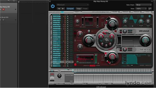Learning the basics of the drum machine: Making Beats in Logic Pro X
