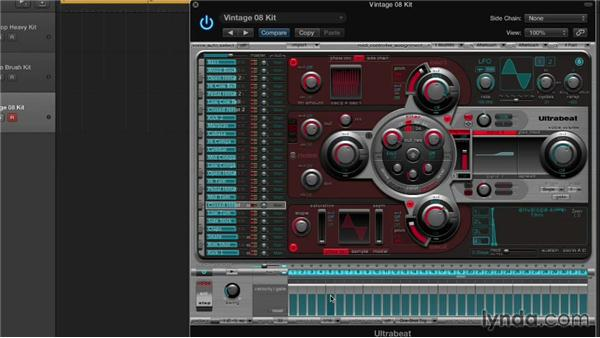 Old-school step sequencing: Making Beats in Logic Pro X