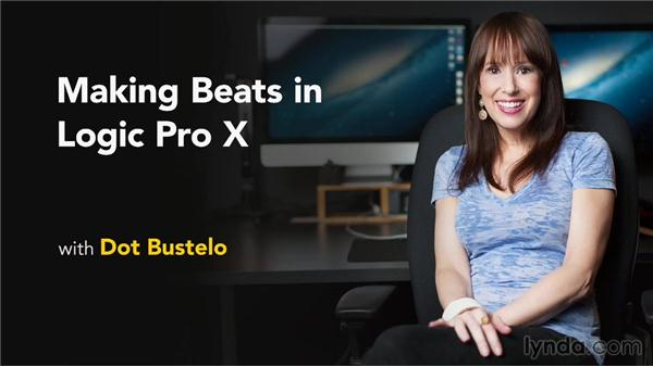 What's next?: Making Beats in Logic Pro X