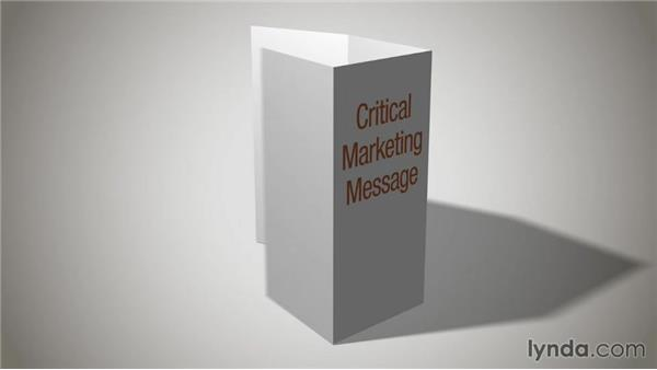 Placing critical marketing messages: Direct Mail Strategy