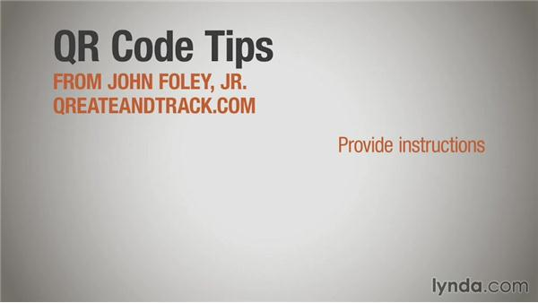 Quick Response (QR) codes: Direct Mail Strategy