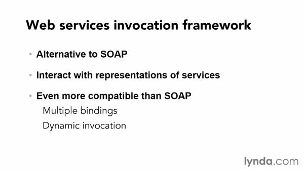 Web Services Invocation Framework (WSIF): Building Web Services with Java EE