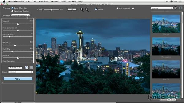 When to use Tone Mapping: Up and Running with Photomatix Pro