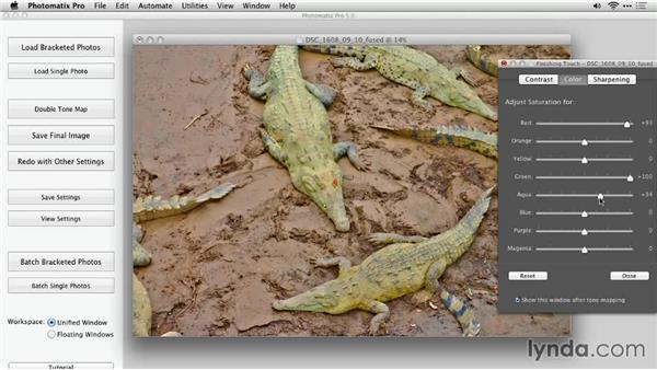 The Fusion/Intensive workflow: Up and Running with Photomatix Pro