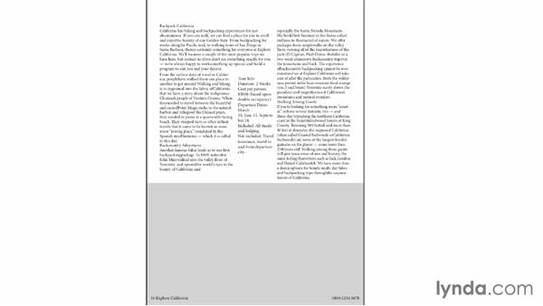 Understanding the experience for users with visual impairments: Creating Accessible PDFs (2014)