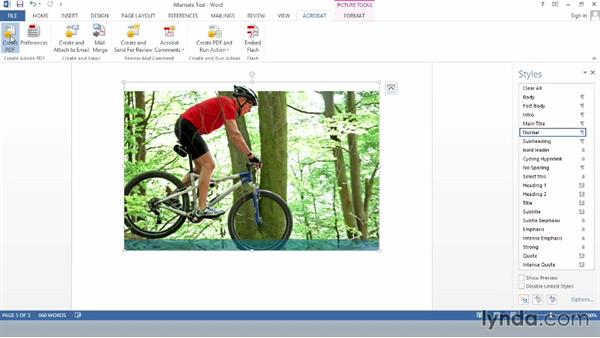 Adding alternative text in Word: Creating Accessible PDFs (2014)