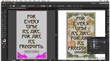Image for Creating the decorative frame: Part two