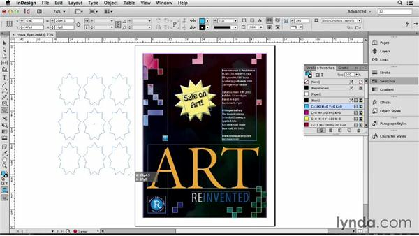 131 Changing the shape of polygons and starburst as you draw or afterward: InDesign Secrets