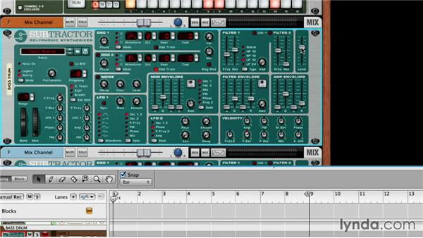 How to make a drum sound: Synth Programming Basics