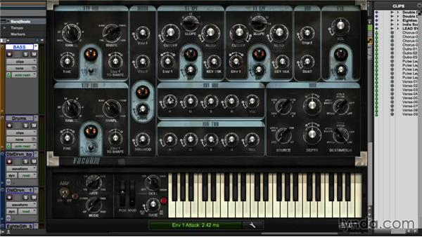 How to make a synth bass: Synth Programming Basics