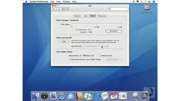 .Mac: Mac OS X 10.4 Tiger Essential Training