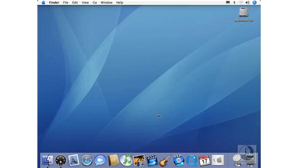 Introduction to iLife 05: Mac OS X 10.4 Tiger Essential Training
