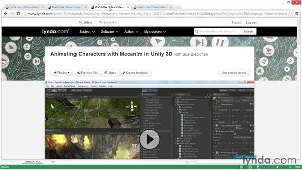 Next steps: Unity 4.3 Essential Training