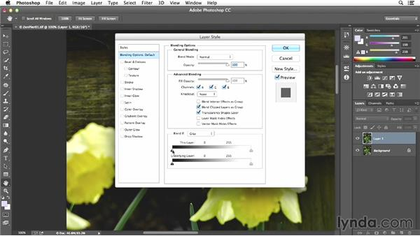 Sharpening the pier image in Photoshop: Enhancing Exterior Architectural Photos
