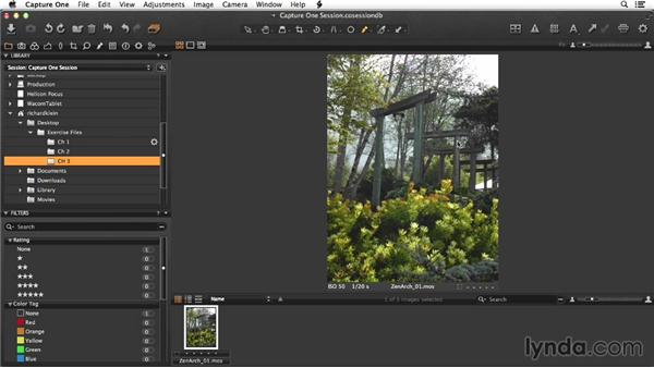 Overview: Arches: Enhancing Exterior Architectural Photos