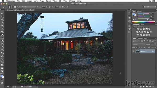 Wrapping up: Enhancing Exterior Architectural Photos