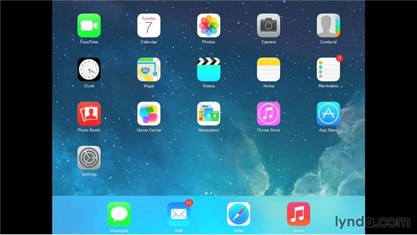 Organizing and syncing email: iPad for Business