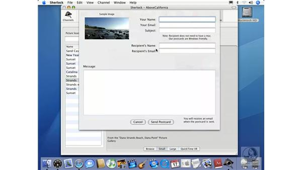 Other Channels in Sherlock: Mac OS X 10.4 Tiger Essential Training