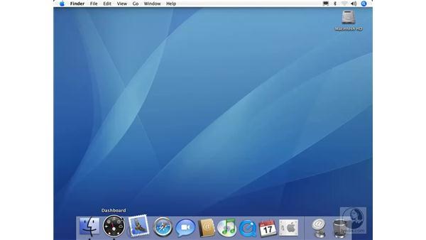 Address Book Widget: Mac OS X 10.4 Tiger Essential Training