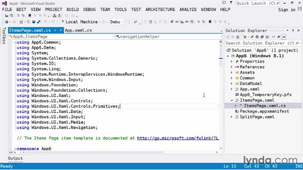 Welcome: Visual Studio 2013 for Windows Store Developers