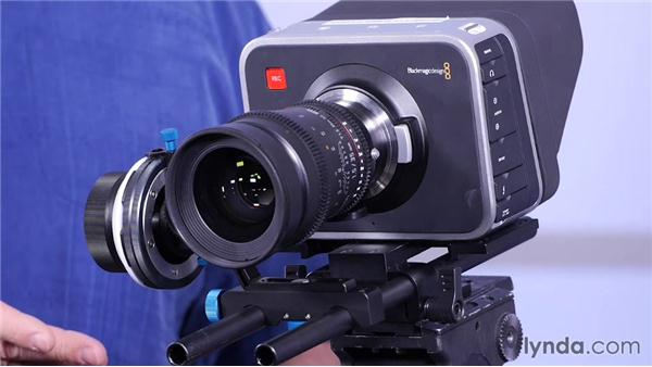 Choosing the right camera for your shoot: Shooting with Blackmagic Cameras