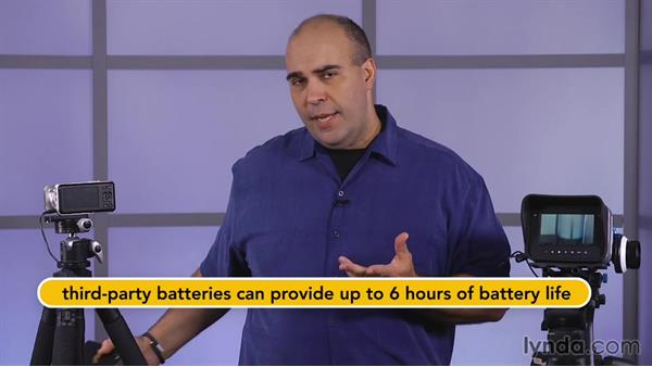 Tips to extend battery life: Shooting with Blackmagic Cameras