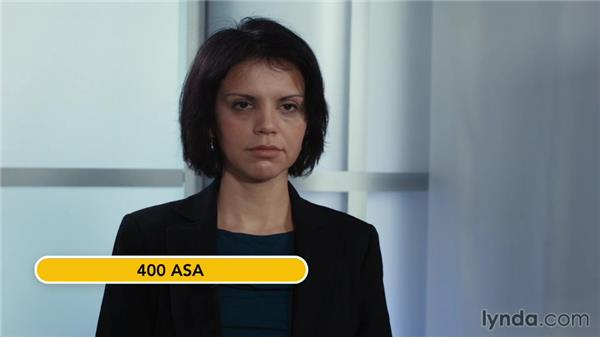 Understanding the American Standards Association (ASA) reference: Shooting with Blackmagic Cameras