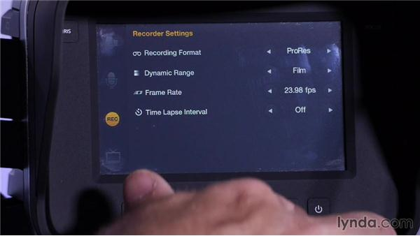 Choosing a recording format: Shooting with Blackmagic Cameras