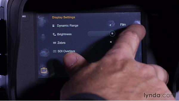 Monitoring dynamic range: Shooting with Blackmagic Cameras