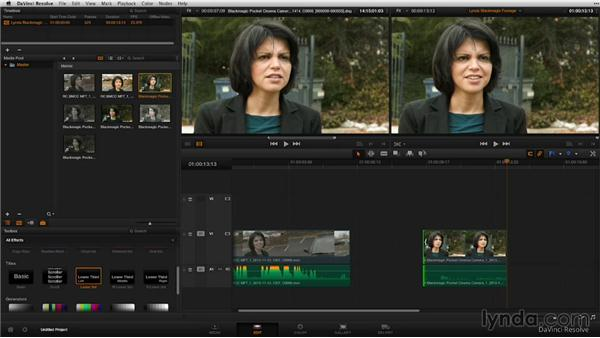 Resolve for editors: Shooting with Blackmagic Cameras