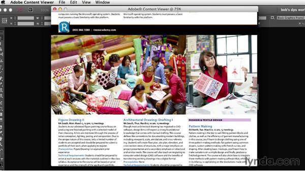 Welcome: Adobe Digital Publishing Suite Essential Training